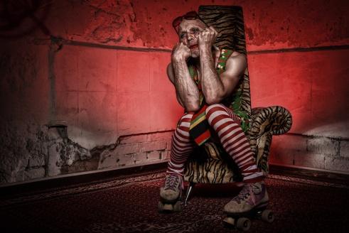"""Sad, sad Rollergirl"""